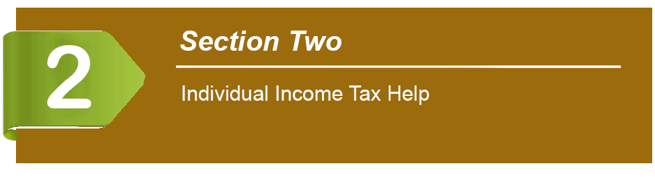 Income Tax Billing Help