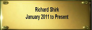 Richard Shirk 11'-Present