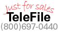 telefile business logo